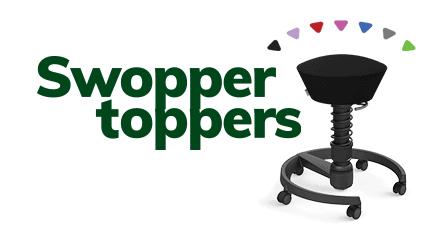 Swopper Toppers ErgoZit